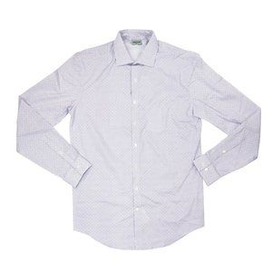 Kenneth Cole Techni-Cole Long Sleeve Button Down
